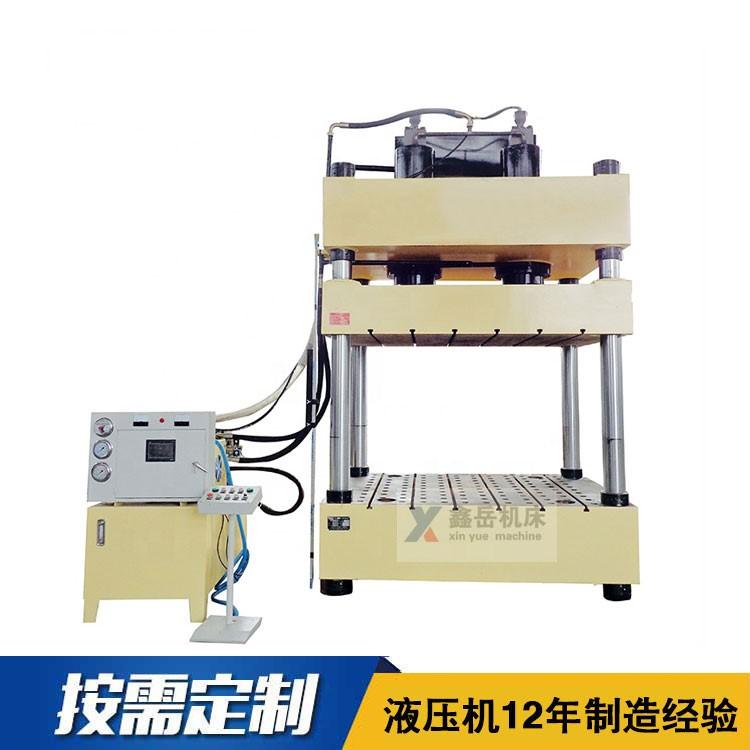 400吨拉伸ye压机 SMCbo璃钢模压